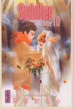 Le sablier T10, manga chez Kana de Ashihara