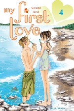 My First Love T4, manga chez Soleil de Aoki