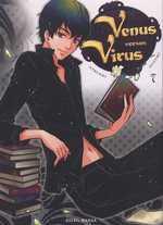Venus versus Virus T7, manga chez Soleil de Suzuki