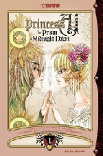 Princess Aï – the prism of midnight dawn T1, manga chez Soleil de Love, Boylan, D.j., Kujiradou, Yazawa