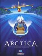 Arctica T3 : Le passager de la préhistoire (0), bd chez Delcourt de Pecqueur, Kovačević, Schelle