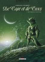 De cape et de crocs – cycle 1, T9 : Revers de fortune (0), bd chez Delcourt de Ayroles, Masbou