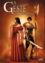 La geste des Chevaliers Dragons T9 : Aveugles (0), bd chez Soleil de Ange, Ruizge, Paitreau