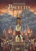 Les exilés d'Asceltis T3 : Le Peuple trahi (0), bd chez Soleil de Jarry, Deplano, Malosso