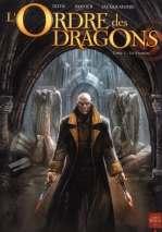 L'ordre des Dragons T3 : Le premier (0), bd chez Soleil de Istin, Rodier, Jacquemoire