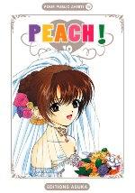 Peach ! T10, manga chez Asuka de U-jin