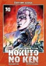 Hokuto no Ken – Edition Simple, T10, manga chez Asuka de Hara, Buronson