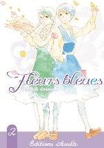 Fleurs bleues T2, manga chez Asuka de Shimura
