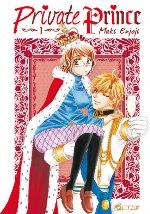 Private prince T1, manga chez Asuka de Enjoji