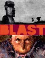 Blast T1 : Grasse carcasse (0), bd chez Dargaud de Larcenet
