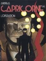 Capricorne T14 : L'opération (0), bd chez Le Lombard de Andreas, Cochet