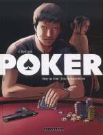 Poker T1 : Short stack (0), bd chez Le Lombard de Derrien, Van Liemt, Denoulet