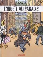 Jack Palmer T14 : Enquête au paradis (0), bd chez Dargaud de Pétillon, Cochet