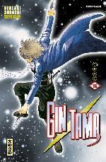 Gin Tama T15, manga chez Kana de Sorachi
