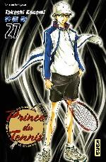 Prince du Tennis T27, manga chez Kana de Konomi