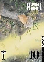 Mushishi T10, manga chez Kana de Urushibara