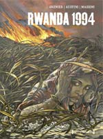 Rwanda 1994, bd chez Drugstore de Grenier, Austini, Masioni