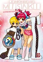 Le monde de Misaki T3, manga chez Delcourt de Iwahara