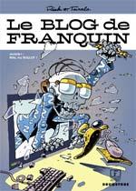 Blog de Franquin T1, bd chez Drugstore de Piak, Turalo