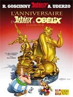 Astérix T34 : L'anniversaire d'Astérix et Obélix (0), bd chez Albert René de Goscinny, Uderzo