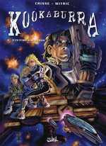 Kookaburra T4 : Système Ragnarok (0), bd chez Soleil de Crisse, Mitric, Paitreau