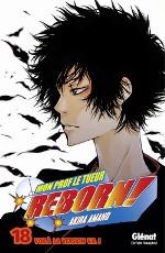 Reborn ! Mon prof le tueur T18 : Voilà la version VR. ! (0), manga chez Glénat de Amano