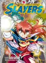 Slayers - Knight of aqua lord T6, manga chez Ki-oon de Kanzaka, Araizumi, Ohtsuka