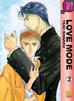 Love mode T2, manga chez Taïfu comics de Shimizu