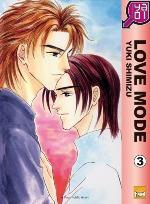 Love mode T3, manga chez Taïfu comics de Shimizu