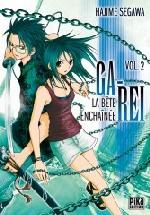 Ga-Rei - La bête enchaînée T2, manga chez Pika de Segawa