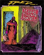 L'histoire du magic palace hôtel, bd chez Dargaud de Aristides, Cochet