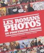 Les romans photos du professeur Choron, bd chez Drugstore de Wolinski, Chenz
