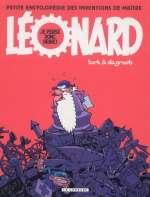 Léonard : Petite encyclopédie des inventions du maître (0), bd chez Le Lombard de de Groot, Turk, Kael