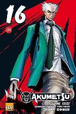 Akumetsu  T16, manga chez Taïfu comics de Tabata, Yogo