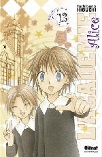 L'académie Alice T13 : , manga chez Glénat de Higuchi