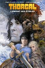 Thorgal : L'enfant des étoiles (0), bd chez Milan de Sarn, Rosinski