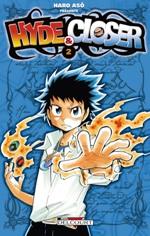 Hyde & closer T2, manga chez Delcourt de Haro