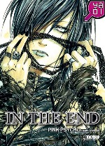 In the end, manga chez Taïfu comics de Pink psycho