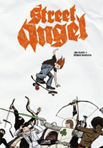 Street Angel, comics chez Le Lézard Noir de Rugg, Maruca