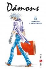 Dämons T5, manga chez Bamboo de Yonehara