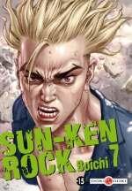 Sun-Ken Rock – Edition simple, T7, manga chez Bamboo de Boichi