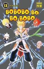 Bobobo-bo Bo-bobo T13, manga chez Casterman de Sawai