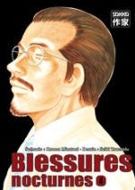 Blessures Nocturnes T4, manga chez Casterman de Mizutani, Tsuchida