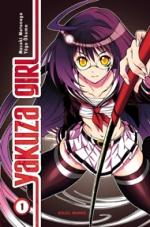 Yakuza girl T1, manga chez Soleil de Motonoga, Okuma