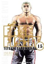 Free Fight - New tough T15, manga chez Tonkam de Saruwatari