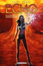Echo T2 : Rêves atomiques (0), comics chez Delcourt de Moore
