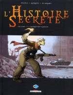 L'histoire secrète T17 : Opération Kadesh (0), bd chez Delcourt de Pécau, Kordey, O'Grady
