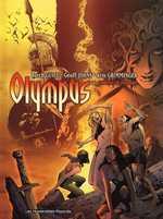 Olympus T1 : La boîte de Pandore (0), bd chez Les Humanoïdes Associés de Johns, Grimminger, Guice