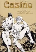 Casino T1, comics chez Delcourt de Ventura, Frollo