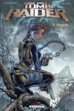 Tomb Raider T3 : Origines (0), comics chez Delcourt de Jurgens, Park, Smith
